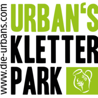 Urabns Kletterpark Logo Single